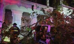 Scott County man's truck goes airborne during police chase, crashes into Airbnb