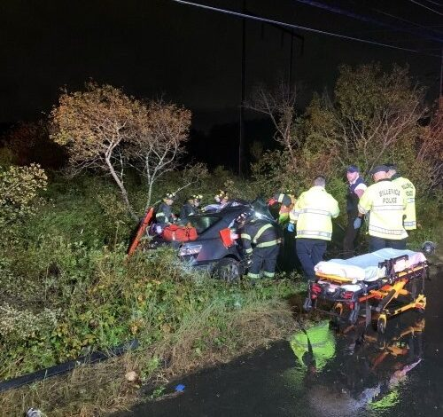 2 Injured in Crash Following Robbery, Police Chase in Billerica
