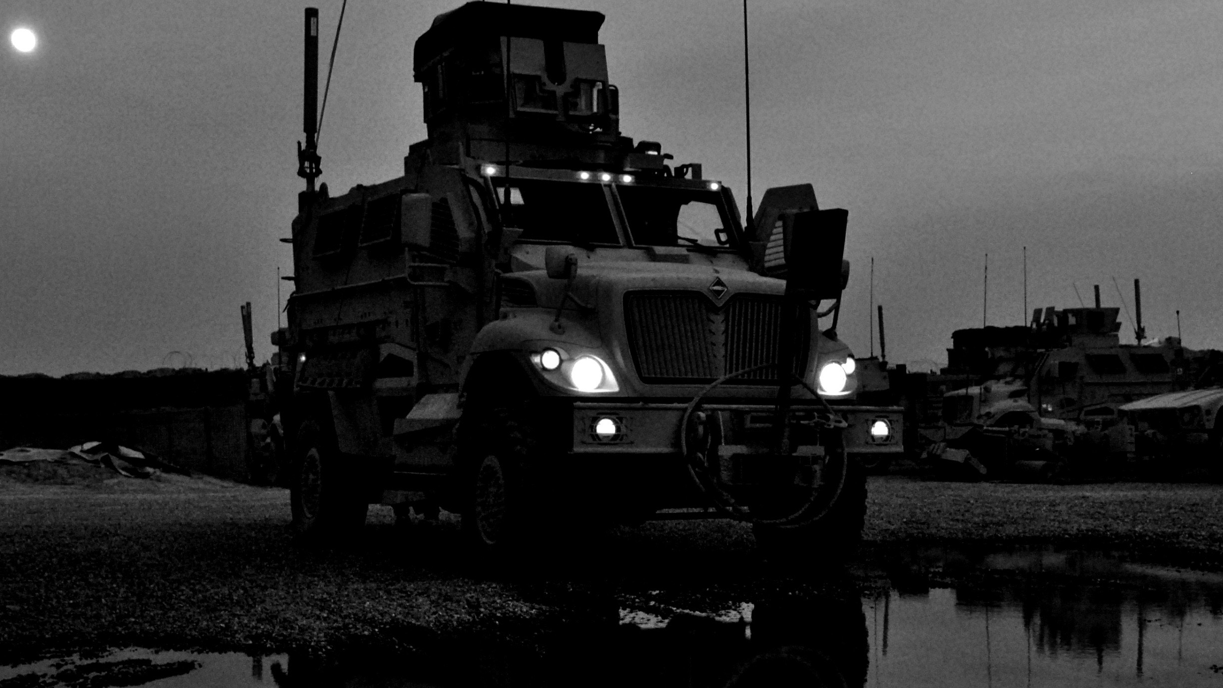 We Own The Night – A Short Account of a Night Patrol in Afghanistan