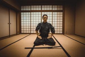 samurai strength