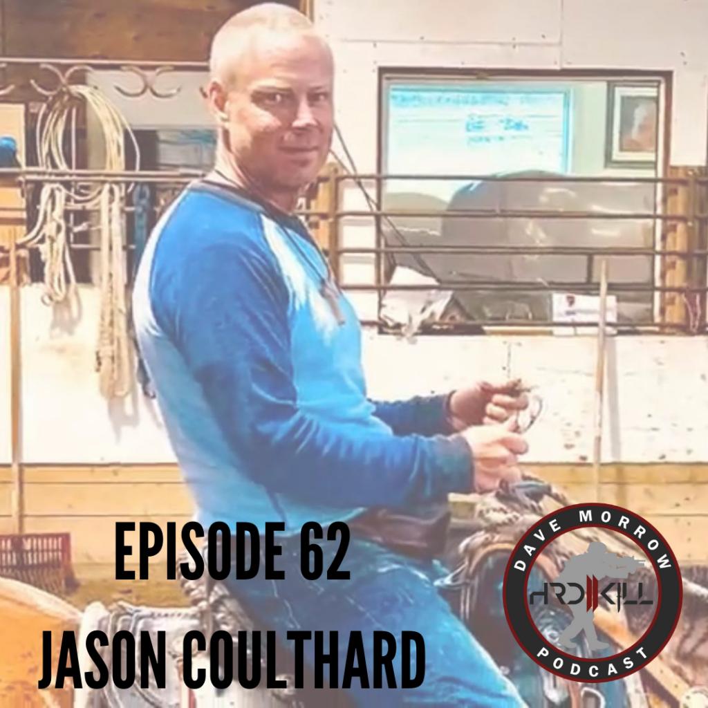 Jason Coulthard Hard To Kill Podcast