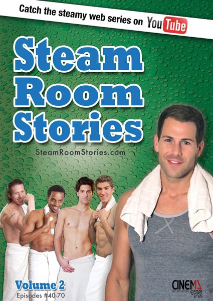Steam Room Stories: Volume 2