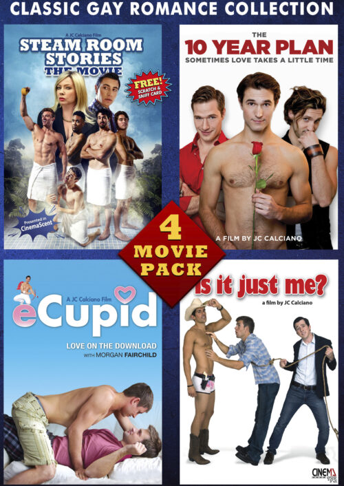 Classic Gay Romance Movie Collection