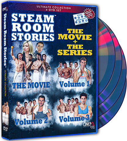 Steam Room Stories Ultimate Collection