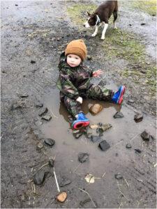 Farm Kids - Month of November