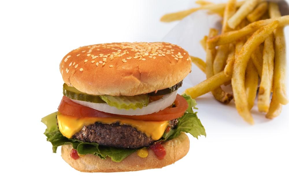 Lunch Specials - Burgers & Fries | McDavids Cafe in Steinhatchee, FL