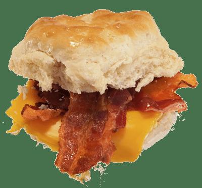 Handheld Breakfast | McDavids Cafe | Steinhatchee, FL