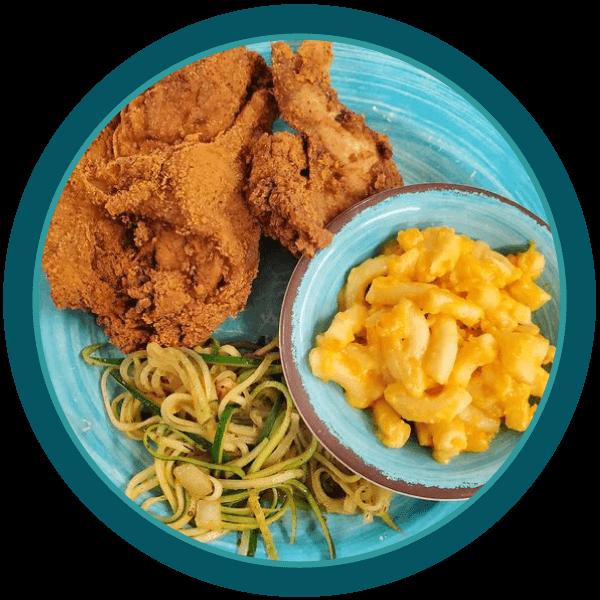 Southern Fried Chicken - Lunch Specials | Lunch Specials | Southern Cuisine Restaurant | Steinhatchee, FL