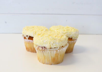 Raspberry Vanilla Cupcake