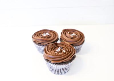 Blackout Cupcake