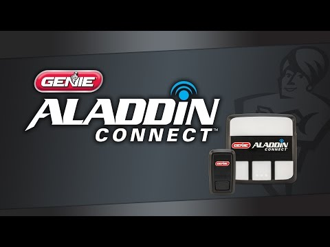 THE ALADDIN Smart Phone App