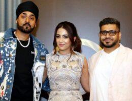 گلوکار مناج مسک اور اشنا شاہ کا گانا 'کنگنا' ریلیز