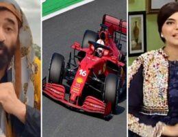 'فارمولا کار' پر ندا یاسر کی لاعلمی، یاسر نواز نے اہلیہ کا مذاق بنادیا
