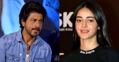 آرین خان کیس: شاہ رخ خان اور اننیا پانڈے کے گھروں پر نارکوٹکس بیورو کے 'چھاپے'
