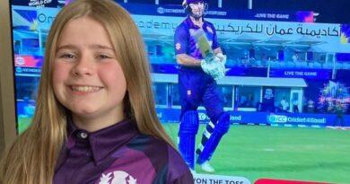 ٹی ٹوئنٹی ورلڈ کپ 2021: سکاٹ لینڈ کی کٹ 12 سالہ لڑکی کے ڈیزائن کرنے کے انکشاف پر سوشل میڈیا صارفین حیران