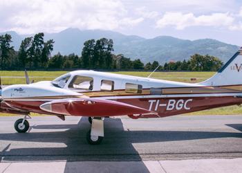 Charter Flight Costa Rica