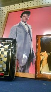 Dreamy Elvis poster