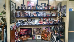 Whole Lotta Elvis Goin' on at Relics!