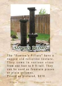 samsons pillars page set1