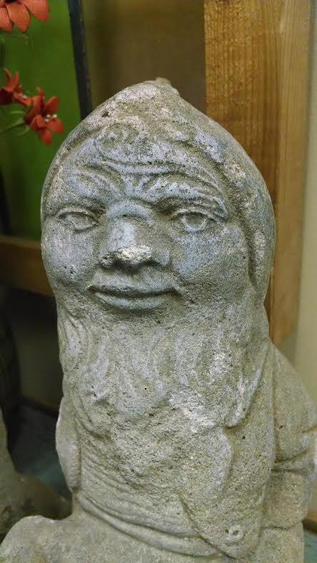 English Garden Gnome