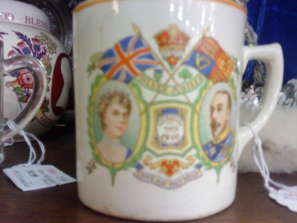Huge selection of British Royal commemoratives