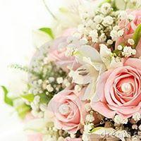 Relics Event Center Wedding Bouquet