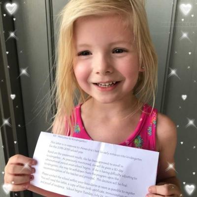 Should I Test My Child Into Kindergarten Early in Arizona?