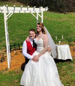 Congratulations Jerald and Jenna