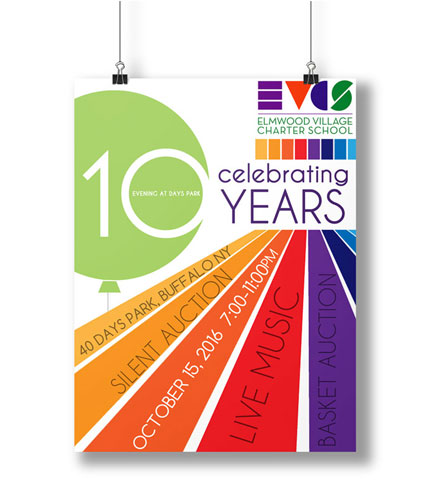 Elmwood Village Charter School 2016 Poster