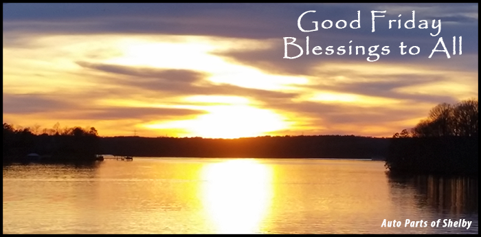 Good Friday Blessings