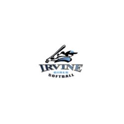 Irvine Girls Softball Logo