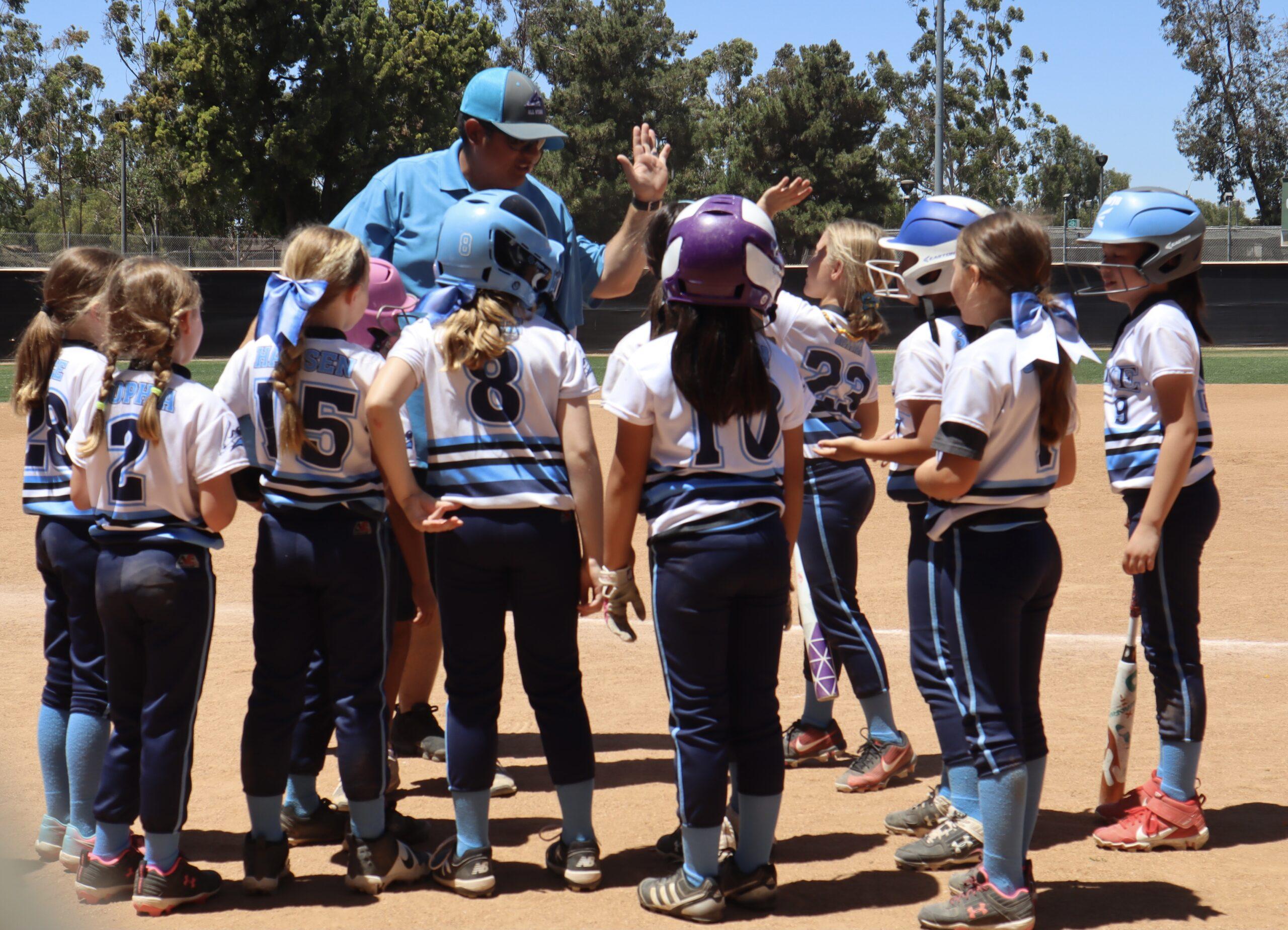 Irvine Girls Softball