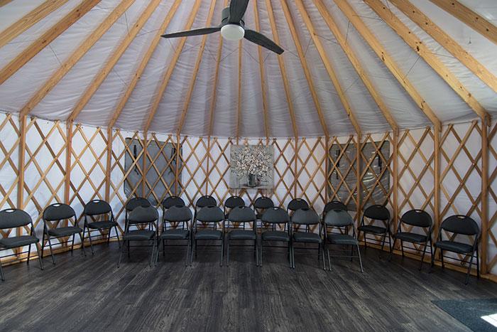 rent the yurt