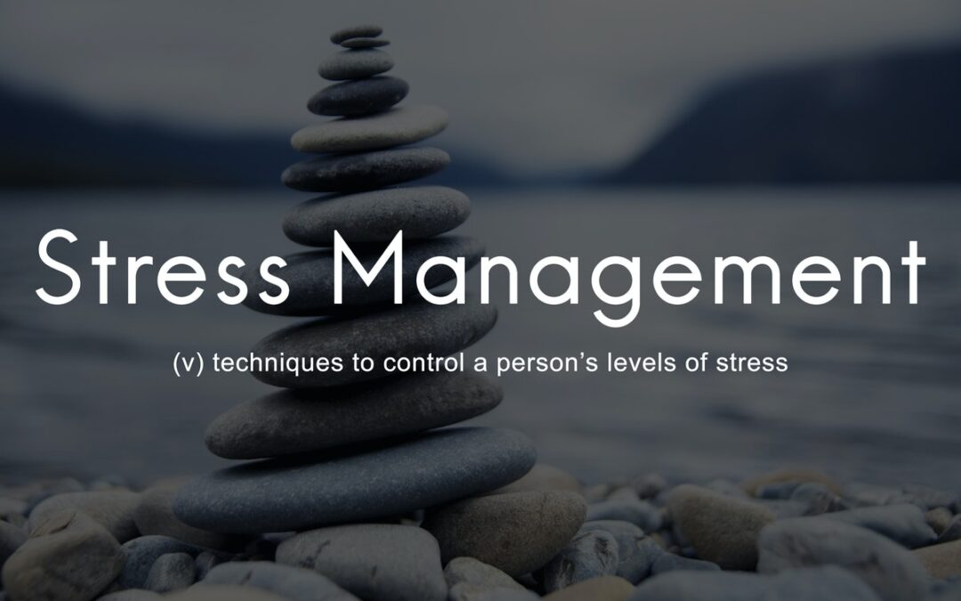 Stress Management Tips to Try in 2020