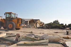 Turnbull Bakery Demolition