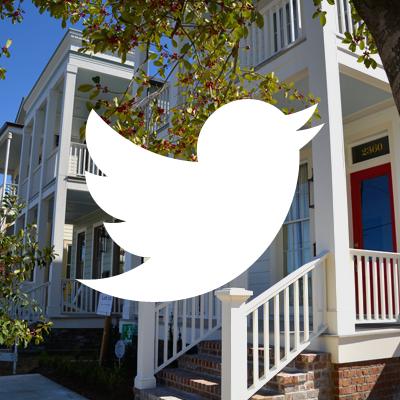 Follow Bakery Village on Twitter!