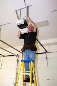 Garage door repair services in Mississauga