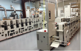 Equipment used for industrial labeling near St. Louis, MO