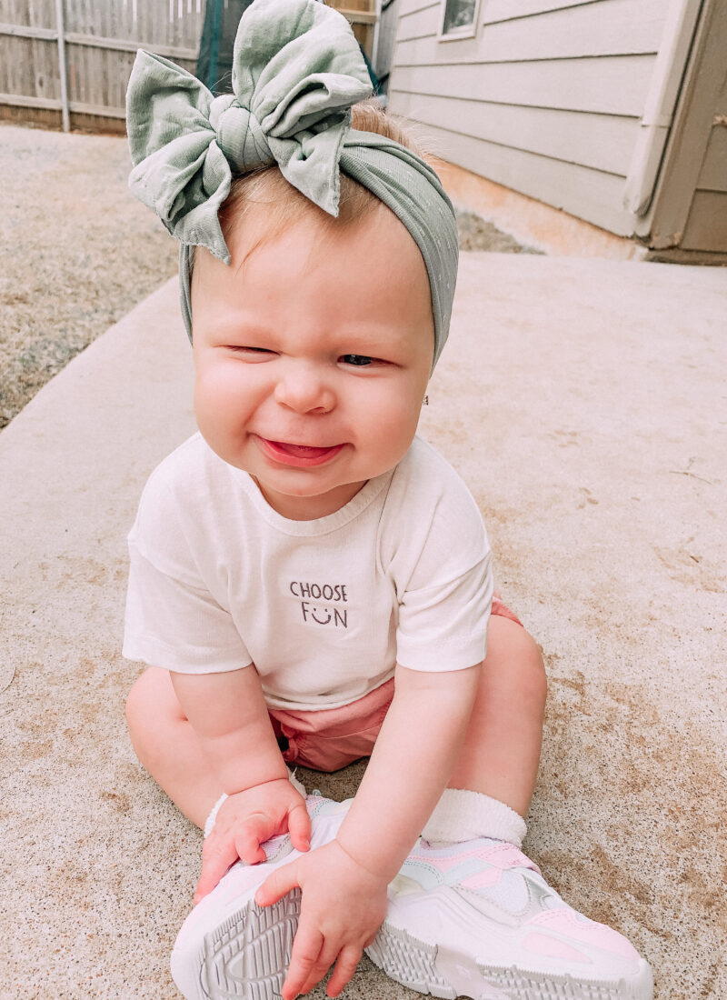 Most Loved Baby Items 4-8 Months