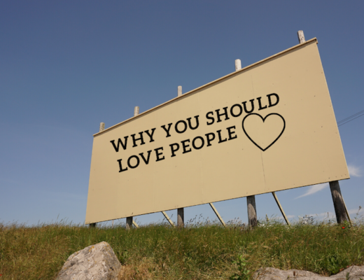 Why You Should Love People