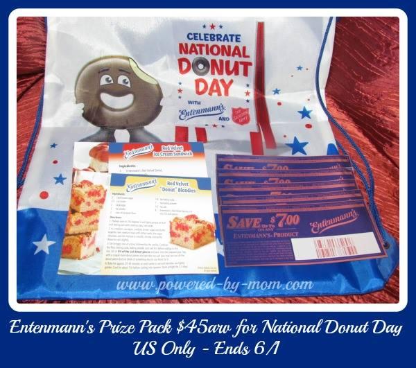 Entenmanns Donut Day
