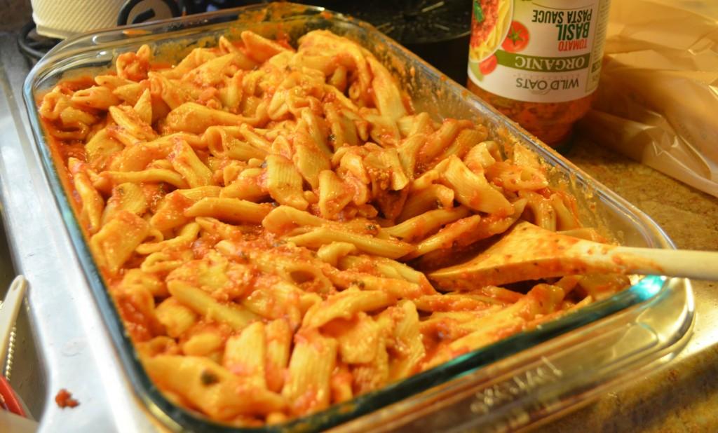Noodles Mixture