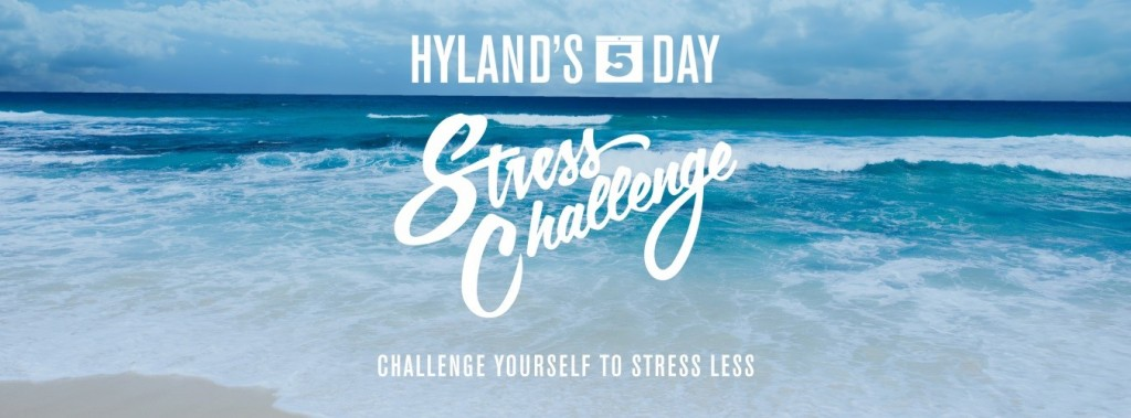 Hylands 5 day stress challange