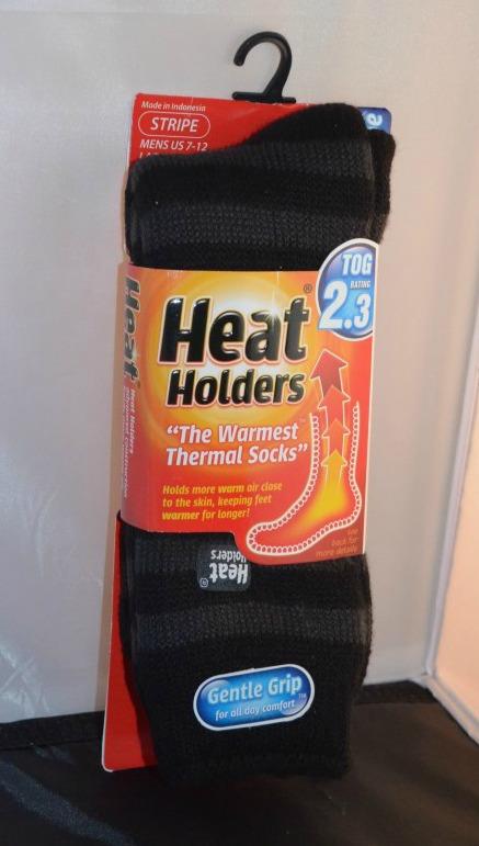 Heat Holders Black