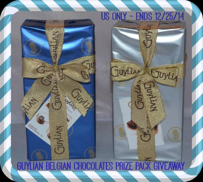 Guylian Belgian Chocolate Prize Pack