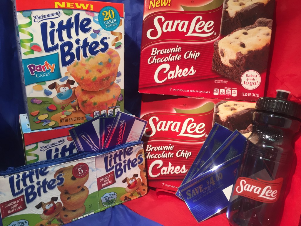 Entenmanns and Sara Lee Prize Pack