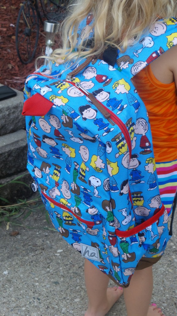 Hanna Andersson Back Pack