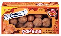 Entenmanns Pumpkin Donut Bites
