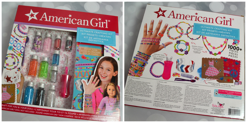 Fashion Angels, Style Lab and American Girl #FAMChristmas
