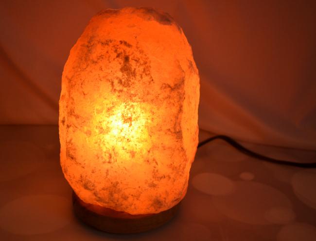 Himalayan Salt Shop Lamp Review #FAMChristmas